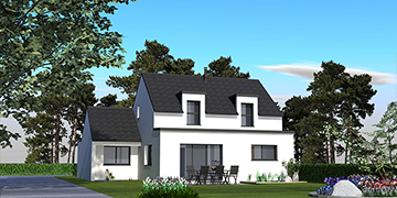 JUBAULT CONSTRUCTIONS MORBIHAN Constructeur Morbihan CREATIONS ETAGE 194