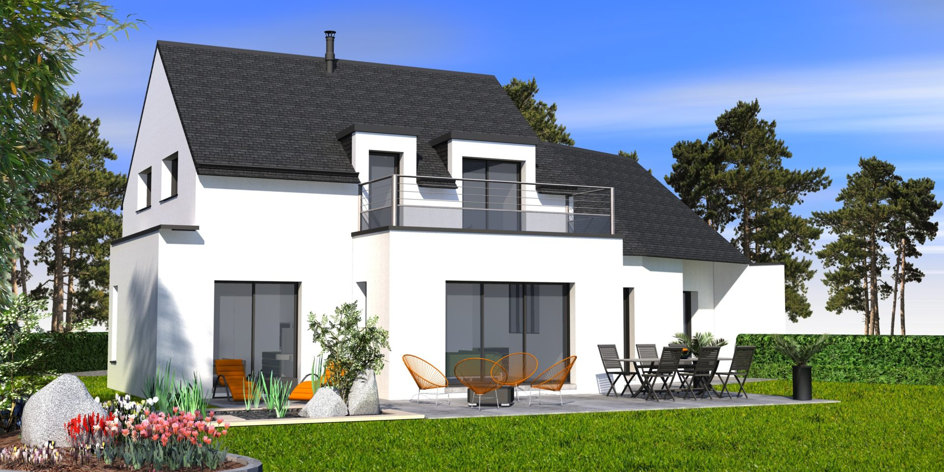 MAISON CONTEMPORAINE PLOUHINEC